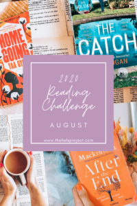 What I Read in August - The Hels Project