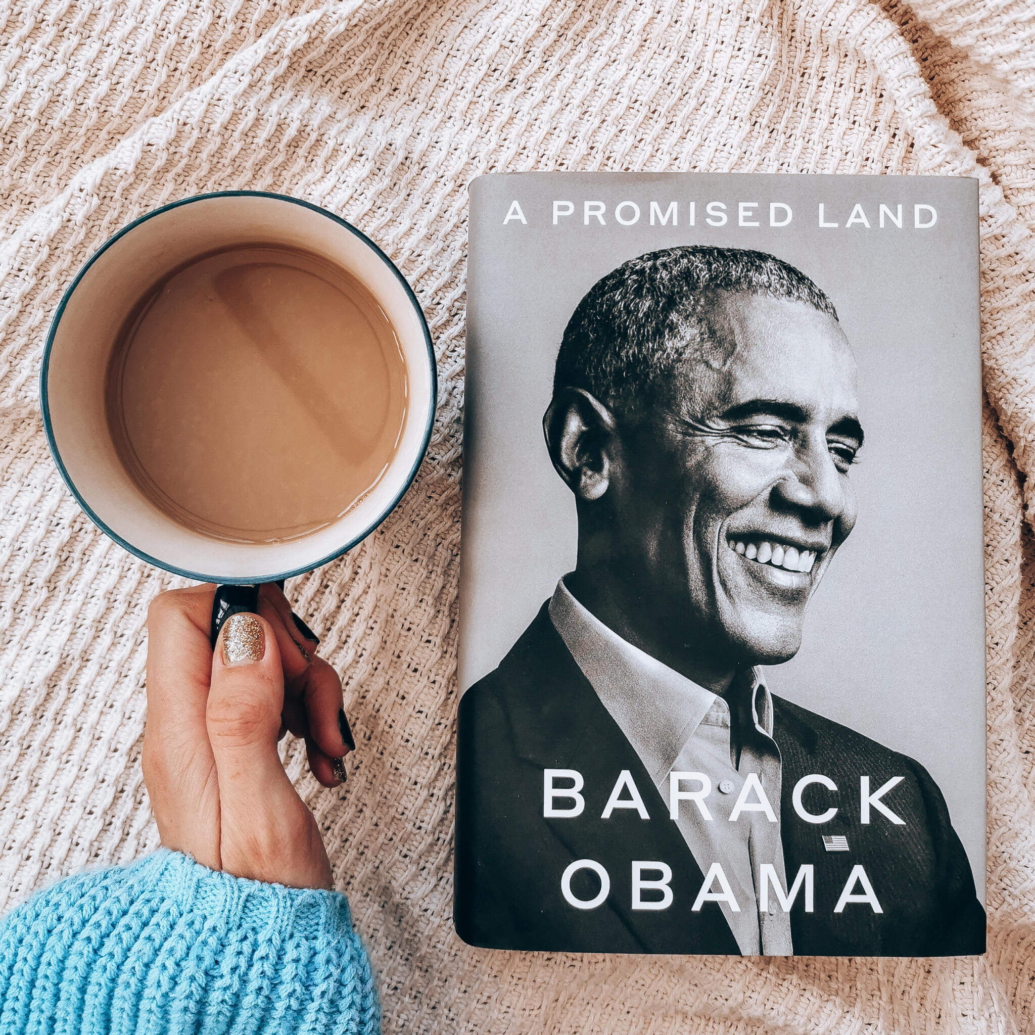 A Promised Land Barack Obama