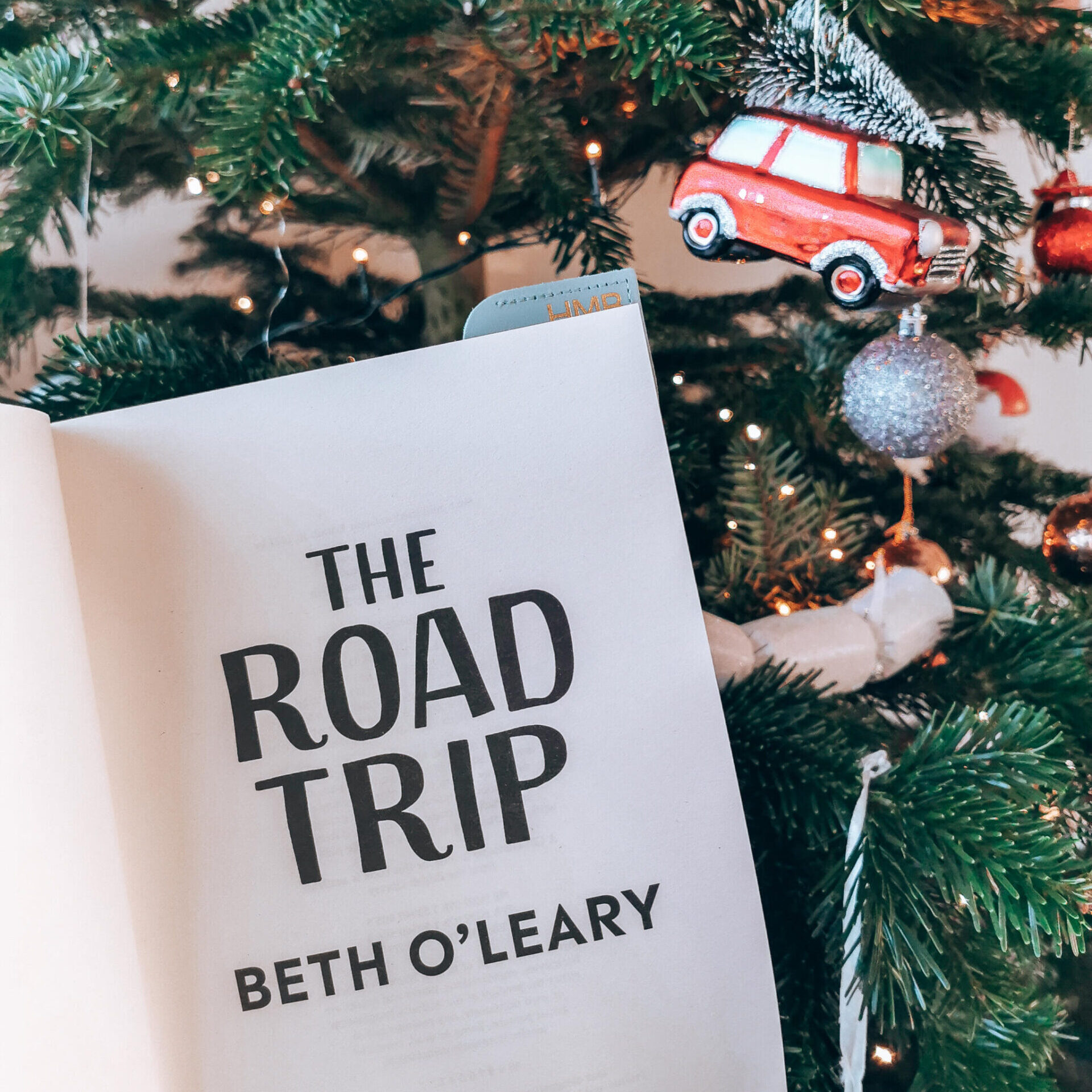 The Road Trip Beth OLeary